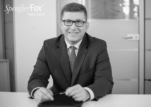 SpenglerFox Industrial Practice Group, Hires Krzysztof Chobot featured image