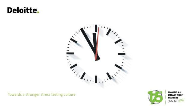 Towards a stronger stress testing culture featured image