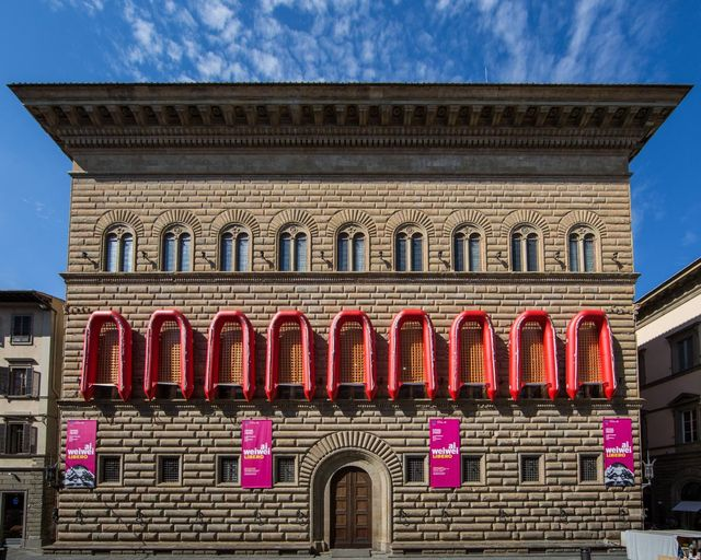 """Coincidences between art and real life at Ai Weiwei's exhibition """"Libero"""" at Palazzo Strozzi featured image"""