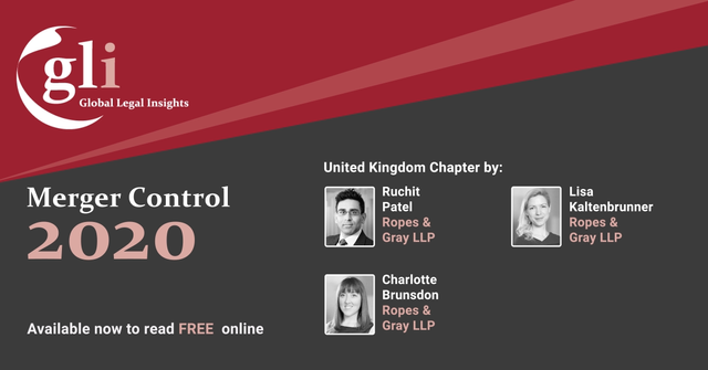 Merger Control 2020 | United Kingdom featured image