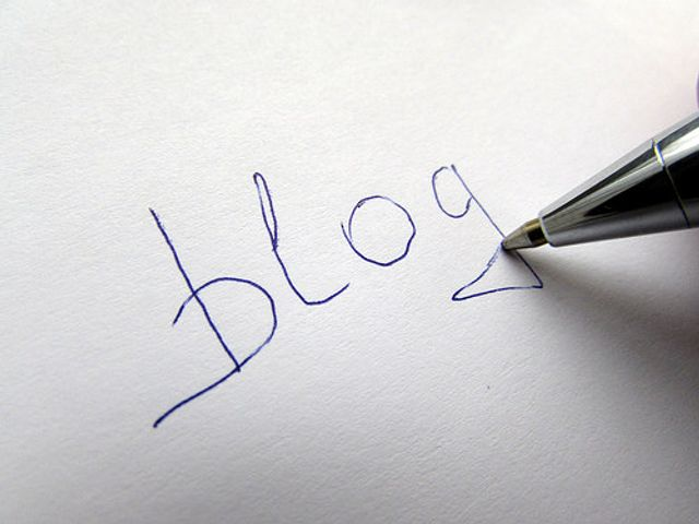 The benefits of blogging featured image