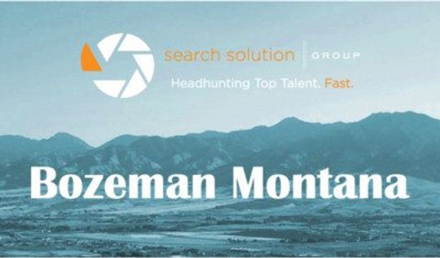 Search Solution Group Opens Fifth Office in Bozeman, MT featured image