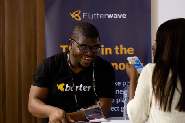 FinTech Collective portfolio company Flutterwave raised $35m Series B and announces partnership with WorldPay in Africa featured image