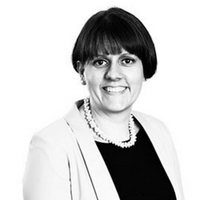 Jenny Brown, Not for profit Chief Operating Officer, Grant Thornton UK