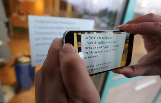 European mobile operators share data for coronavirus fight featured image