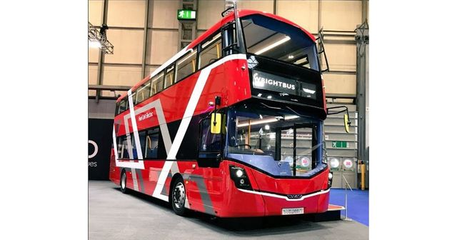 Wrightbus launches world's first fuel-cell double-decker featured image