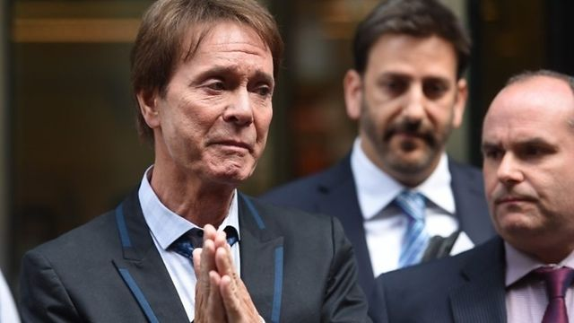 Cliff Richard: Singer wins BBC privacy case at High Court featured image
