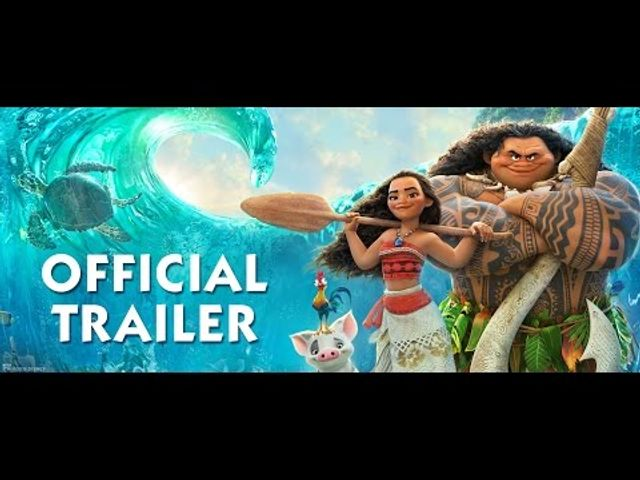 Moana - Full Trailer featured image