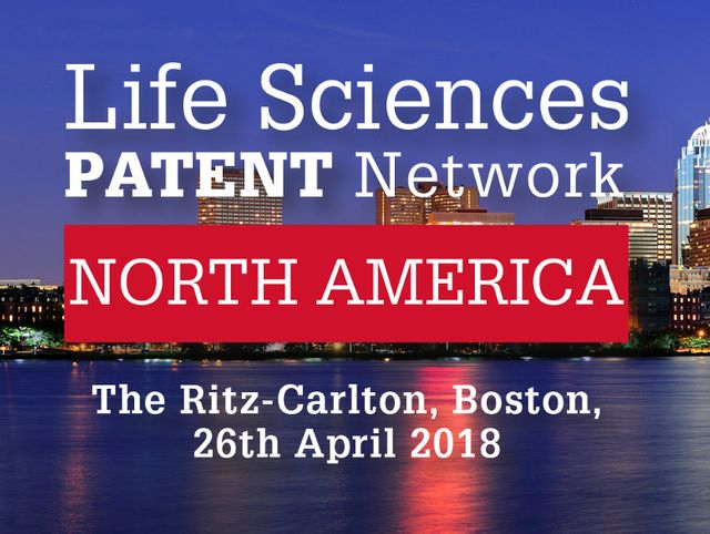 Life Sciences Patent Network Meeting, Boston 26 April 2018 – a report from the cutting edge featured image