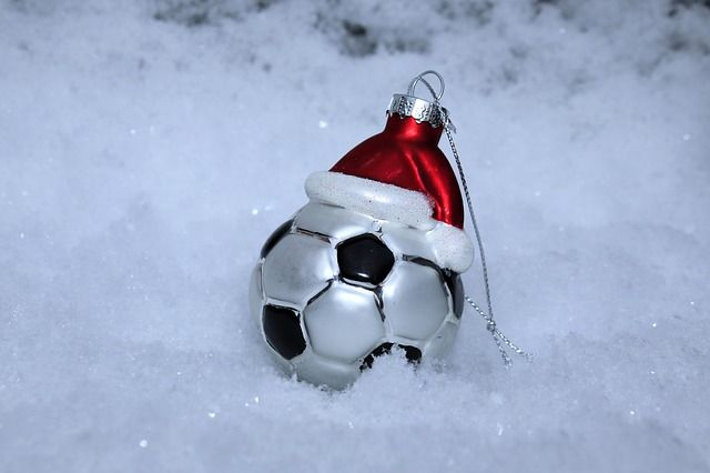 'Merry Christmas Gaffa'  - Christmas for a professional football player featured image