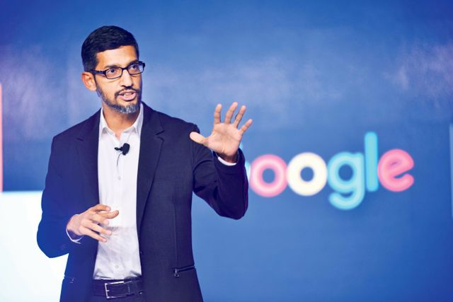 Google to invest $10 billion in India featured image