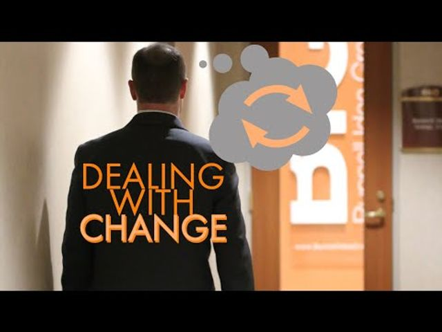 Dealing with Change featured image