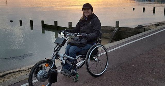 Improving outcomes for those with a spinal cord injury. featured image