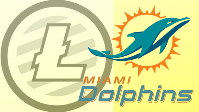 Miami Dolphins announce Litecoin as the team's official cryptocurrency featured image