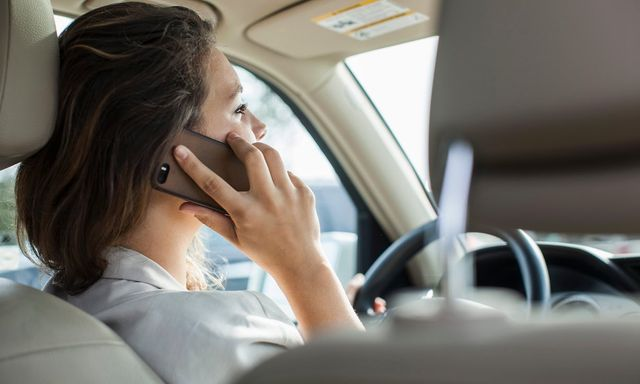Tougher penalties for using mobile whilst driving featured image
