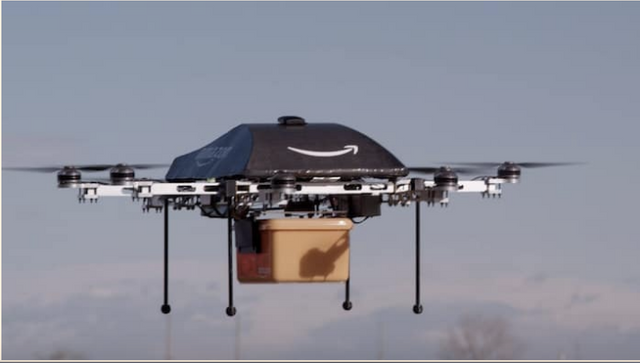 US rules lead to company carrying out drone testing overseas to get scheme off the ground featured image