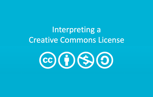 Creative Interpretations of a Creative Commons License featured image