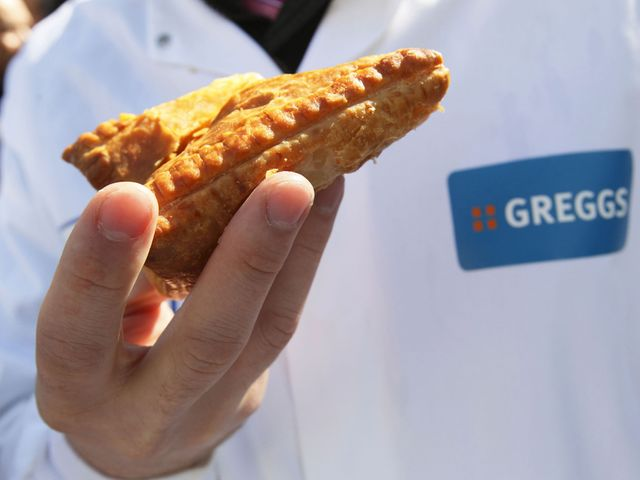 Greggs swap pies and pasties for salads and yoghurts featured image