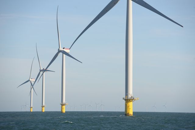 Offshore wind and hydrogen: a powerful combination featured image