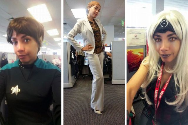 Employee Mocks Company Dress Code By Turning Up In Cosplay Each Day featured image