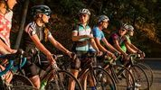 Cycling beats golf in the new world of networking