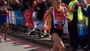 Run Brave - The London Marathon 2017.