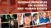 Managing human rights risks in global operations and supply chains
