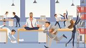 Recognising the huge gains tech can provide for workplace wellbeing