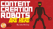 AI and content. Crying wolf?