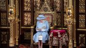 Gobsmacked! Queen announces total ban for online HFSS ads and 9 p.m. watershed for TV ads.
