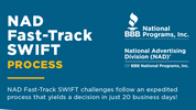 NAD Launches Fast Track Challenge Process