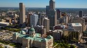 For Purportedly De Minimis Copyright Use of Indianapolis Skyline Photo, Size and Quality Matters
