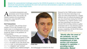 Irish securitisation - from negative to positive in a little more than a year: Finance Dublin Yearbook 2021