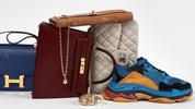 Luxury resale market