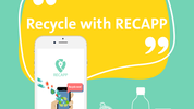 RECAPP, recycling made easier for Abu Dhabi residents!