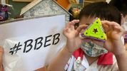 Build Back Ever Better: Hong Kong's STEM day in a Kindergarten...after the long closure!