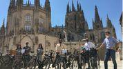 Las bicis holandesas abandonadas tienen una nueva vida en España