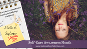 September is Self Care month