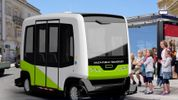 Driverless buses project launched