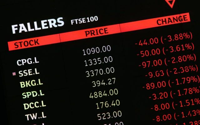 Cyber attacks knock millions off FTSE share prices featured image