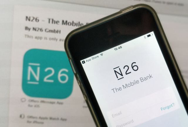 European challenger bank N26 launches in the U.S. featured image