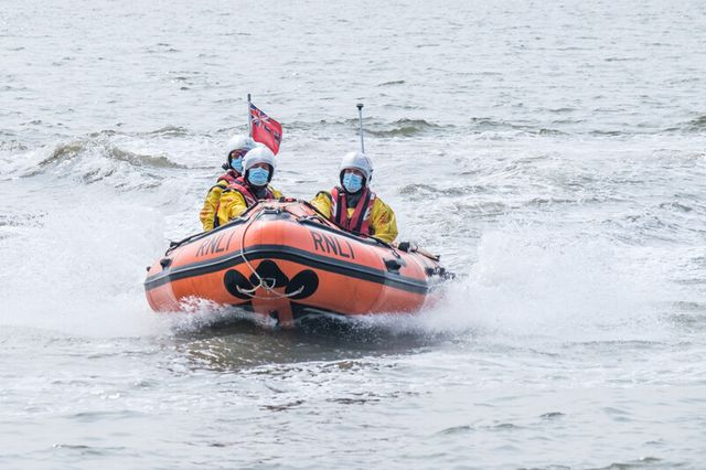 RNLI stats show soaring summer demand featured image