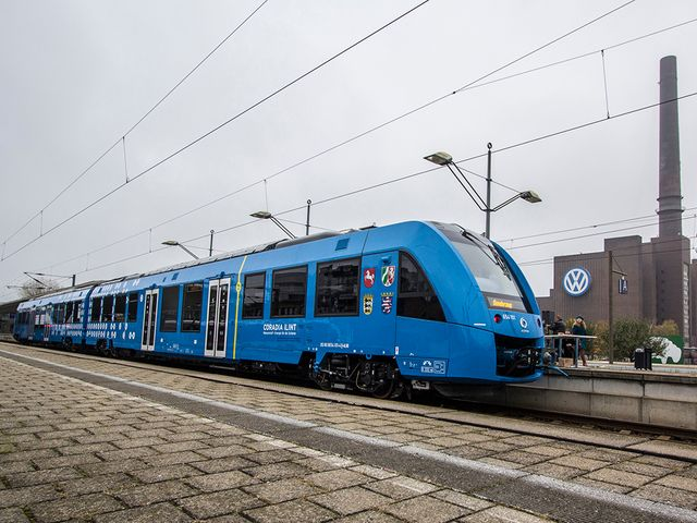 Hydrogen Trains could fuel new infrastructure investment featured image