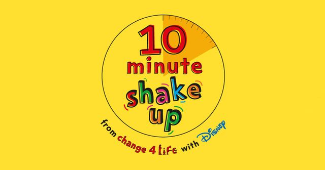 10 Minute Shake-Up: Activities with your favourite Disney characters to keep kids active at home featured image
