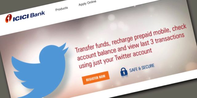 ICICI Twitter banking puts all customers at risk featured image
