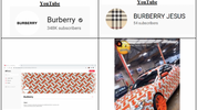 The Burberry case: influencers, rappers and VIPs, watch out for improper use and associations to reputed brands