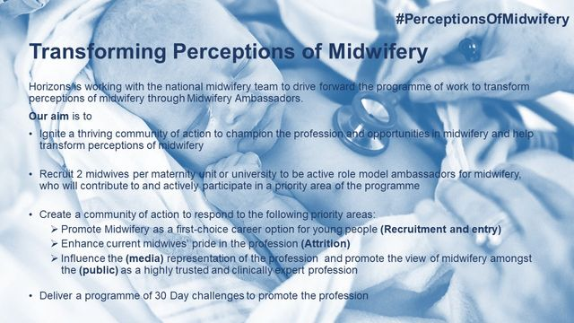 Going Forward with #PerceptionsOfMidwifery featured image