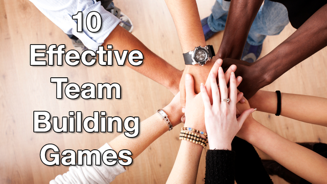 10 Team Building Games & Ideas You Should Try In Your Company featured image