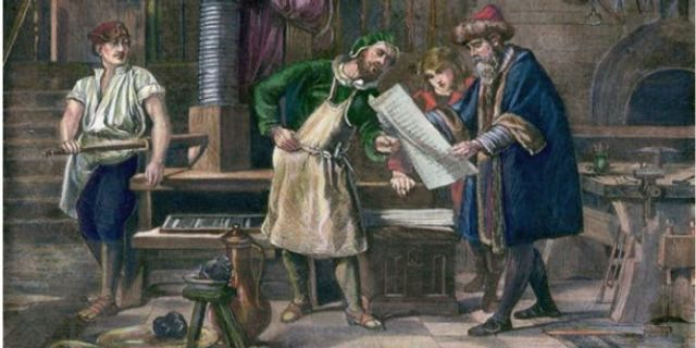 Gutenberg and the Information Age featured image