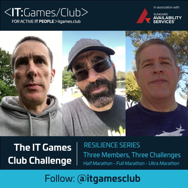The IT Games Club Challenge, Resilience Series, is launched. featured image